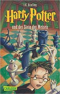 Harry Potter und der Stein der (Book1)