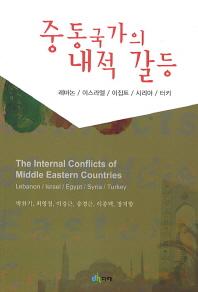 중동국가의 내적 갈등