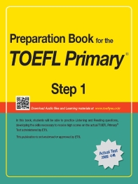 Preparation Book for the TOEFL Primary Step. 1