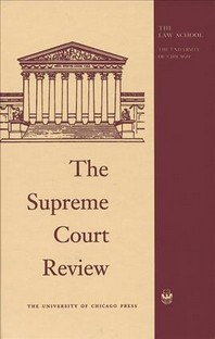 The Supreme Court Review, 2012