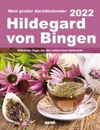 Hildegard von Bingen 2022 Abreisskalender