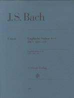바흐 영국조곡 4-6(1103)