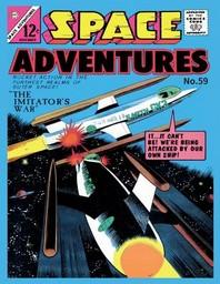 Space Adventures # 59