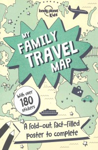 My Family Travel Map 1