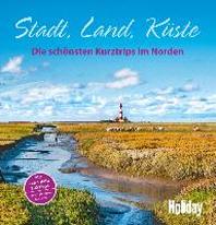 Holiday Reisebuch Stadt, Land, Kueste
