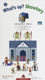 WHATS UP SHOWTORY: CONCERT HALL(왓츠업 쇼토리: 공연장)(3D팝업북)