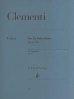 클레멘티 소나티네 OP. 36(848)