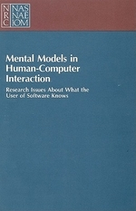 Mental Models in Human-Computer Interaction