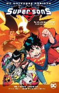 Super Sons Vol. 1