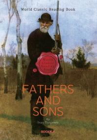 아버지와 아들 ('투르게네프' 작품) : Fathers and Sons (영문판)