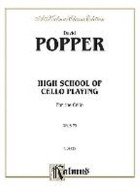 High School of Cello Playing, Op. 73