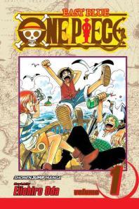 One Piece, Vol. 1, Volume 1