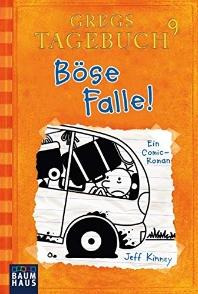 Gregs Tagebuch 9 - Bose Falle