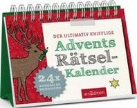Der ultimativ knifflige Advents-Raetsel-Kalender