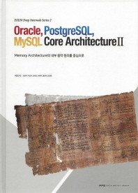 Oracle, PostgreSQL, MySQL Core Architecture. 2