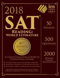 2018 SAT Reading: World Literature Practice Book