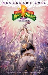 Mighty Morphin Power Rangers Vol. 11, 11