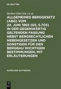 Allgemeines Berggesetz