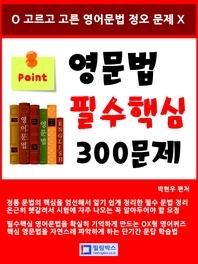 영문법 필수핵심 300문제