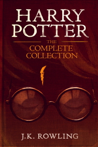 Harry Potter  The Complete Collection (1~7권 영문판)