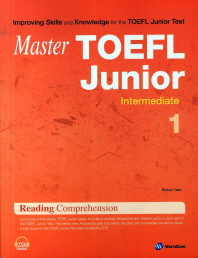 Master Master TOEFL Junior Reading Comprehension Intermediate. 1