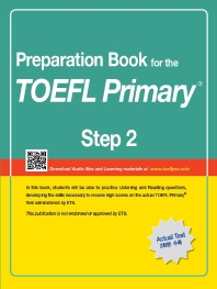 Preparation Book for the TOEFL Primary Step. 2