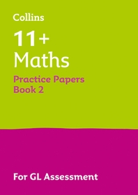 Letts 11+ Success - 11+ Maths Practice Test Papers - Multiple-Choice