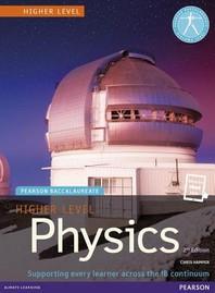 Pearson Bacc Phys Hl 2e Bundle