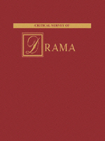Critical Survey of Drama, Second Revised Edition
