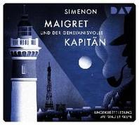 Maigret und der geheimnisvolle Kapitaen