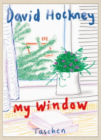 David Hockney. My Window (Collector's Edition)