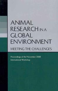 Animal Research in a Global Environment