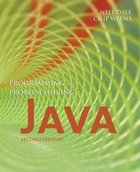 Programming and Problem Solving Using Java