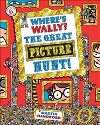 Where's Wally? The Great Picture Hunt. 6
