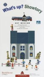 WHATS UP SHOWTORY: ART MUSEUM(왓츠업 쇼토리: 미술관)(3D팝업북)