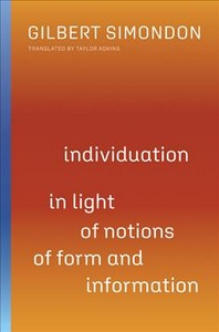 Individuation in Light of Notions of Form and Information, 1