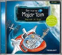 Der kleine Major Tom. Hoerspiel 2: Rueckkehr zur Erde