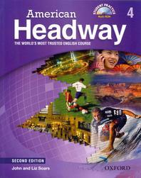 American Headway Student Book 4