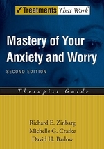 Mastery of Your Anxiety and Worry (Maw)