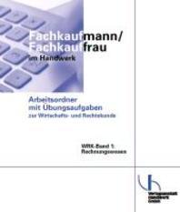 Fachkaufmann/Fachkauffrau im Handwerk