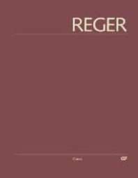 Reger-Werkausgabe, Bd. II/8