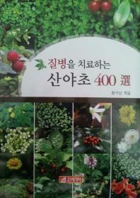 질병을 치료하는 산야초 400선