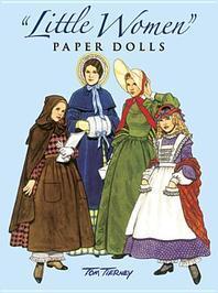 Little Women Paper Dolls ( Paper Dolls )
