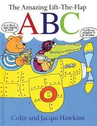 The Amazing Lift-The-Flap ABC
