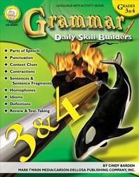 Grammar, Grades 3 - 4
