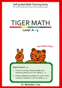 Tiger Math(Level A-3)