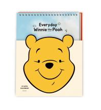 Everyday Winnie the Pooh: 곰돌이 푸(31 데이즈 캘린더)