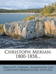 Christoph Merian