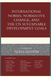 International Norms, Normative Change, and the UN Sustainable Development Goals