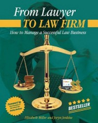 From Lawyer to Law Firm